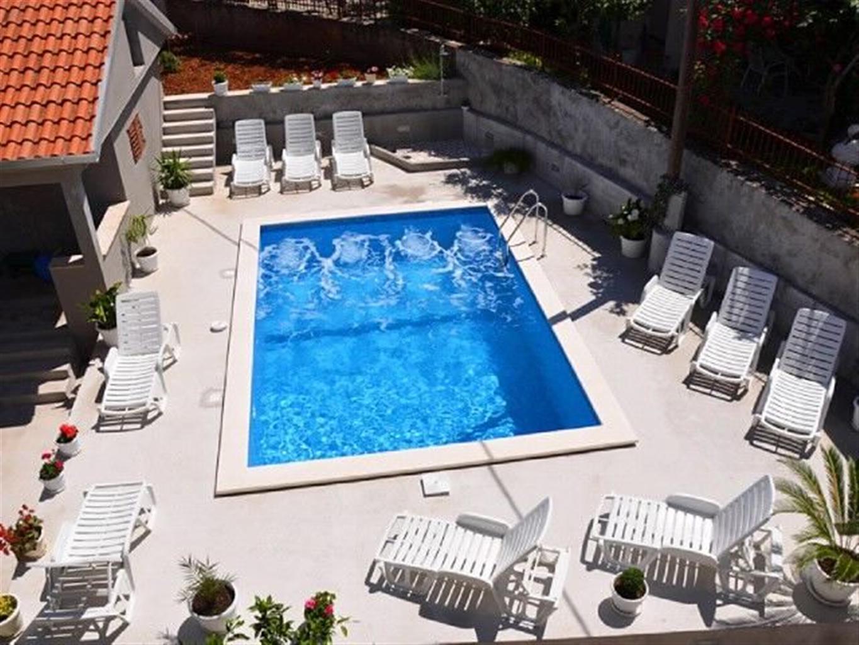 Ferienwohnung Ferienwohnungen Magdalena 44041-A4 (1563348), Okrug Gornji, , Dalmatien, Kroatien, Bild 3