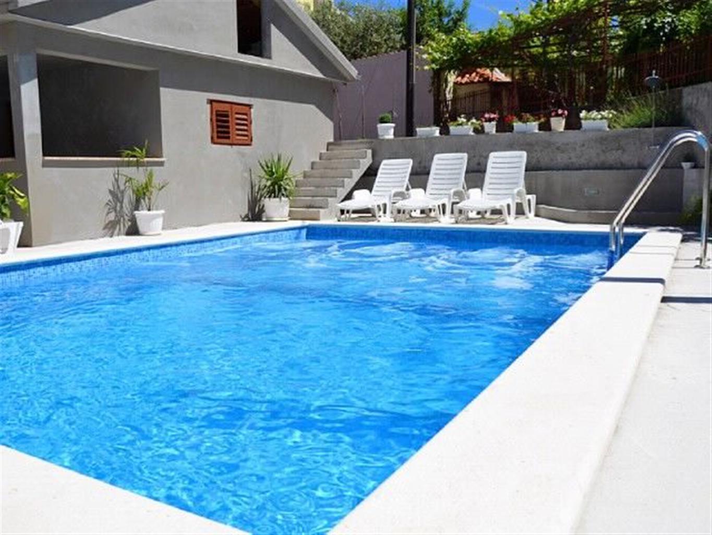Ferienwohnung Ferienwohnungen Magdalena 44041-A4 (1563348), Okrug Gornji, , Dalmatien, Kroatien, Bild 8
