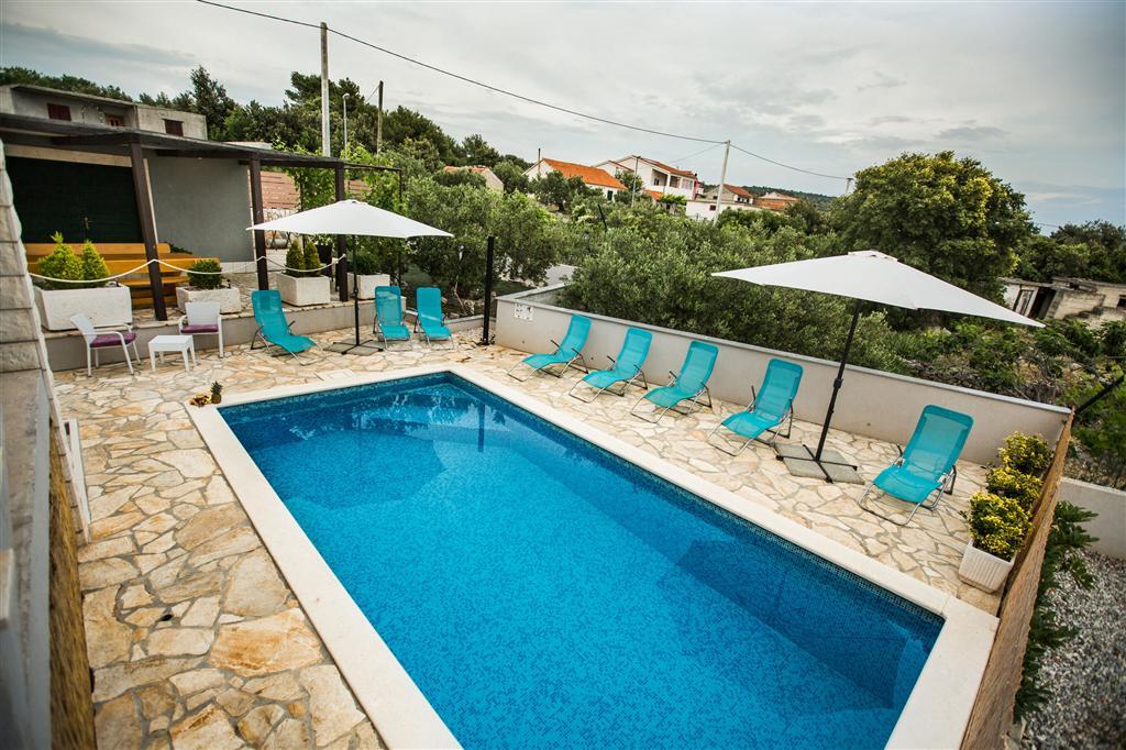 Ferienhaus Haus Gabi 73641-K1 (2709470), Kanica, , Dalmatien, Kroatien, Bild 21