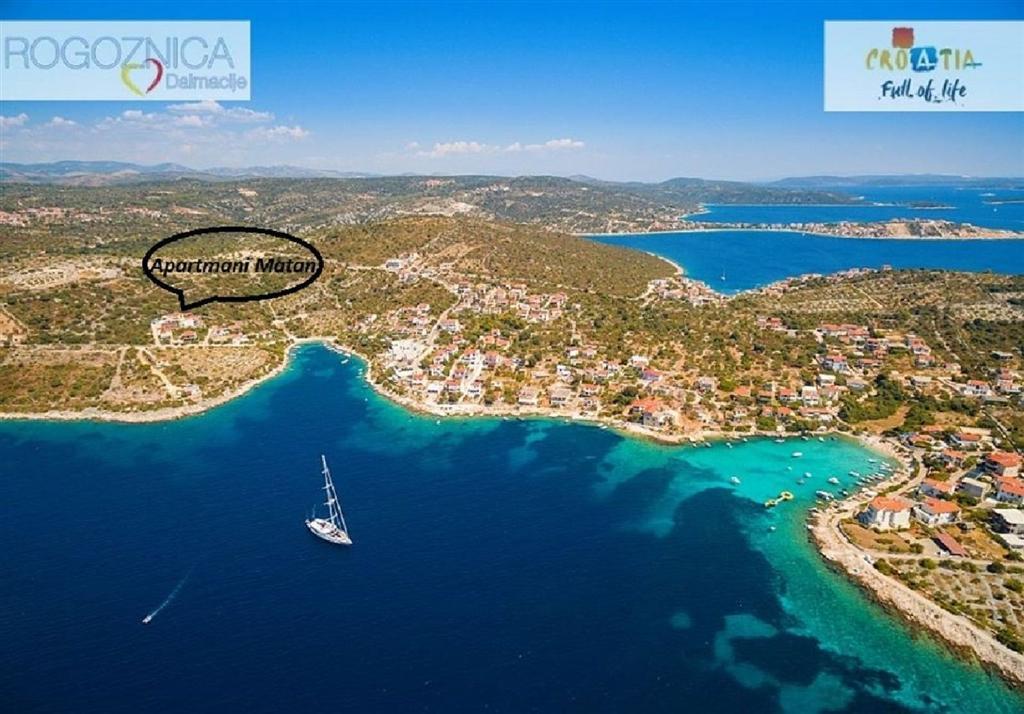 Ferienwohnung Ferienwohnungen Matan 27251-A2 (2288175), Kanica, , Dalmatien, Kroatien, Bild 28